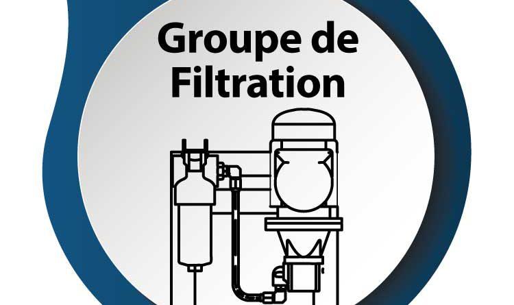 Centrales de filtration