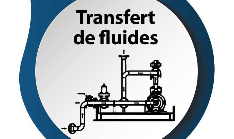 Transfert de fluides